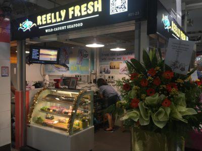 reelly fresh