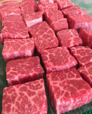 国産牛(カレー・シチュー用)