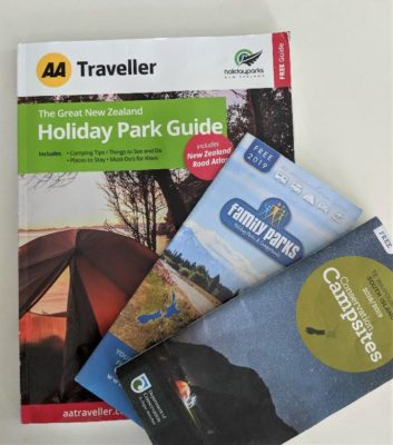 holiday park guide