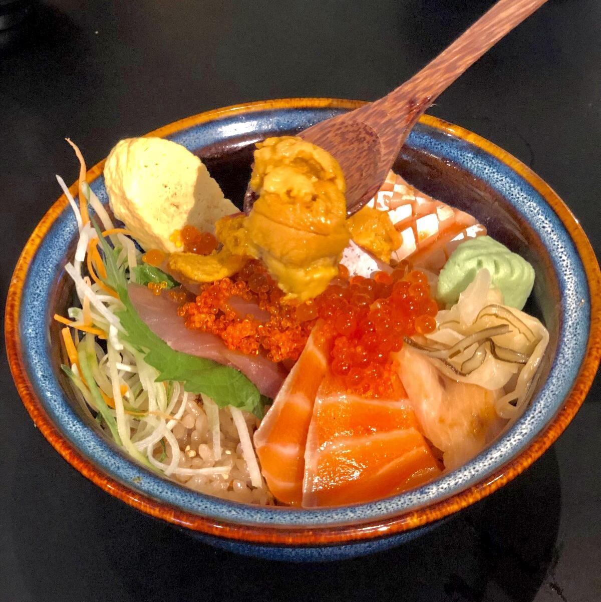 絶品上ちらし寿司