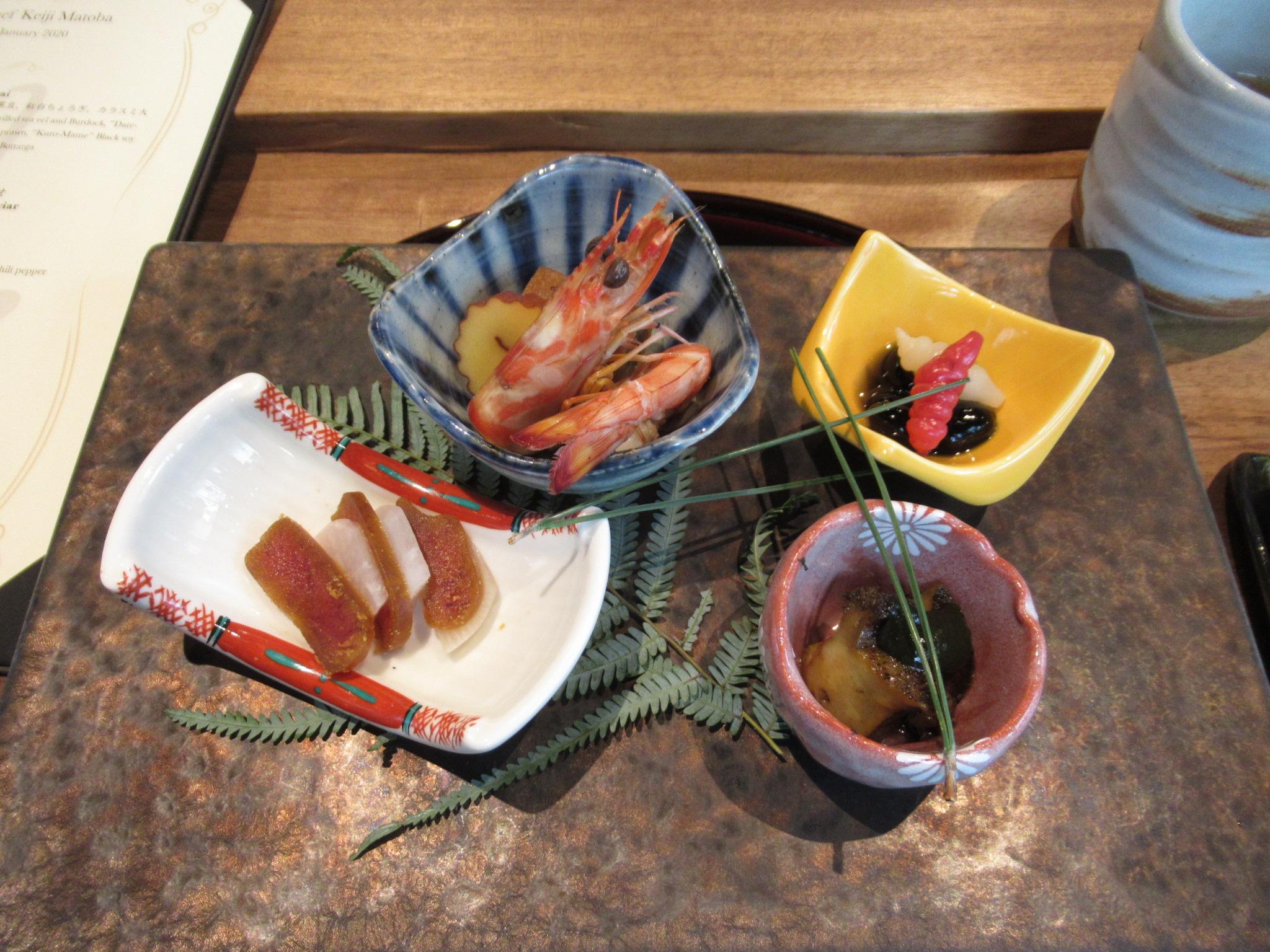 形sushiのシェフKeiji Matobaの技を堪能できる特別ディナー