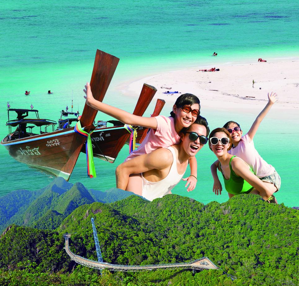 タイのモルディブ「Koh Lipe」 タルタオ国立海洋公園-世界の旅Vol.201-