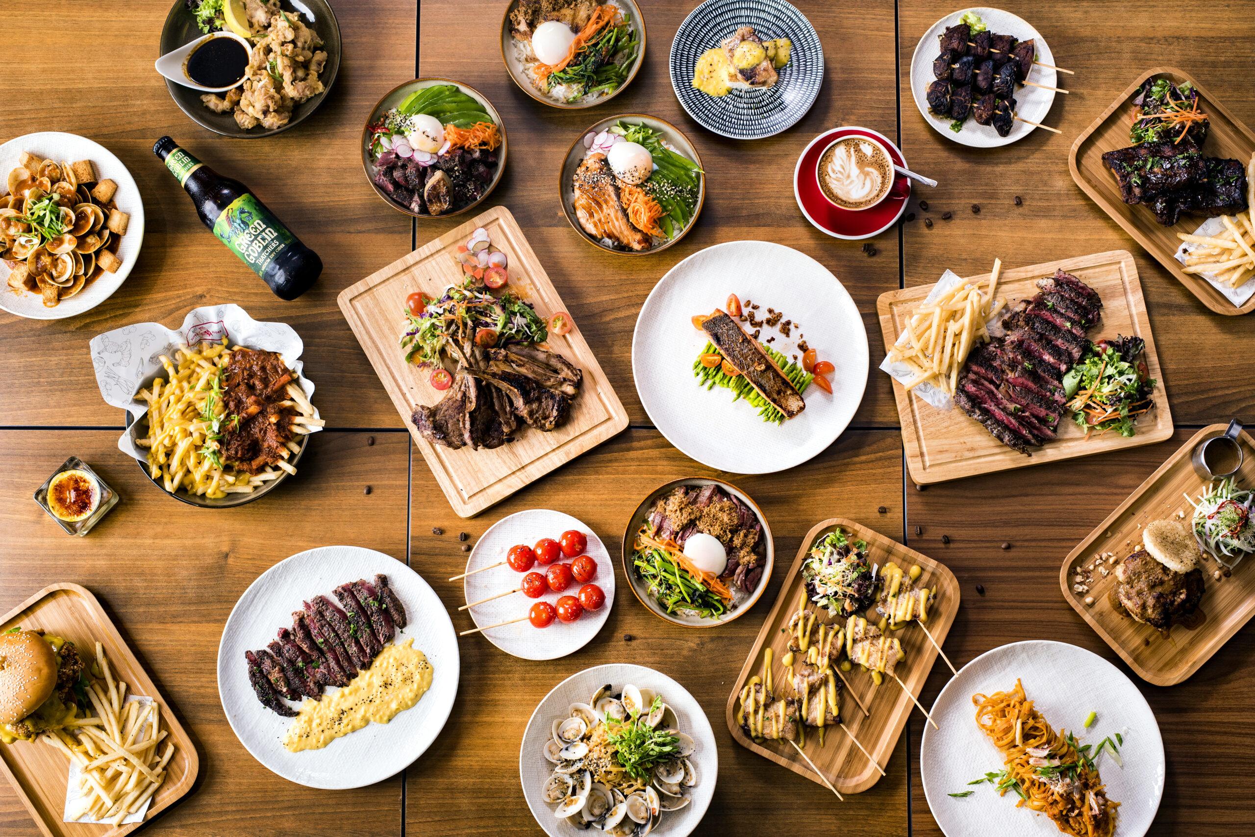 【話題沸騰】創作シンガポール料理を堪能できるカフェ風レストラン☆The Quarters