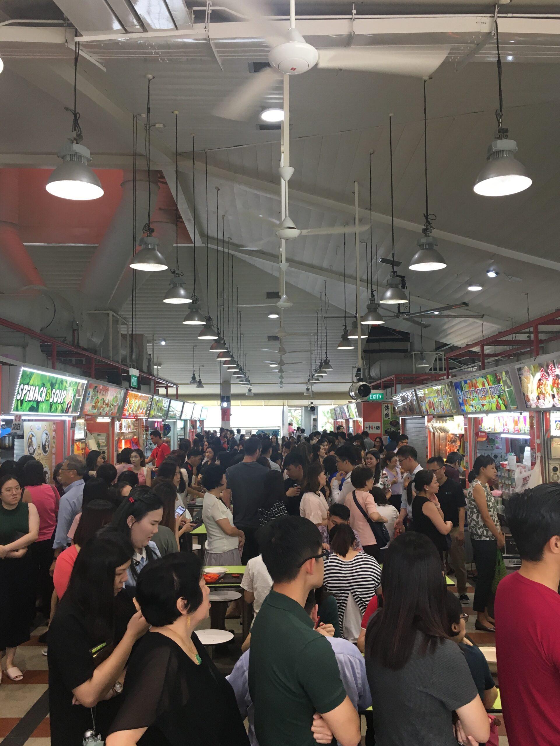 【2020年更新/保存版】シンガポールの庶民食堂「ホーカー」でご飯を食べよう!vol.2