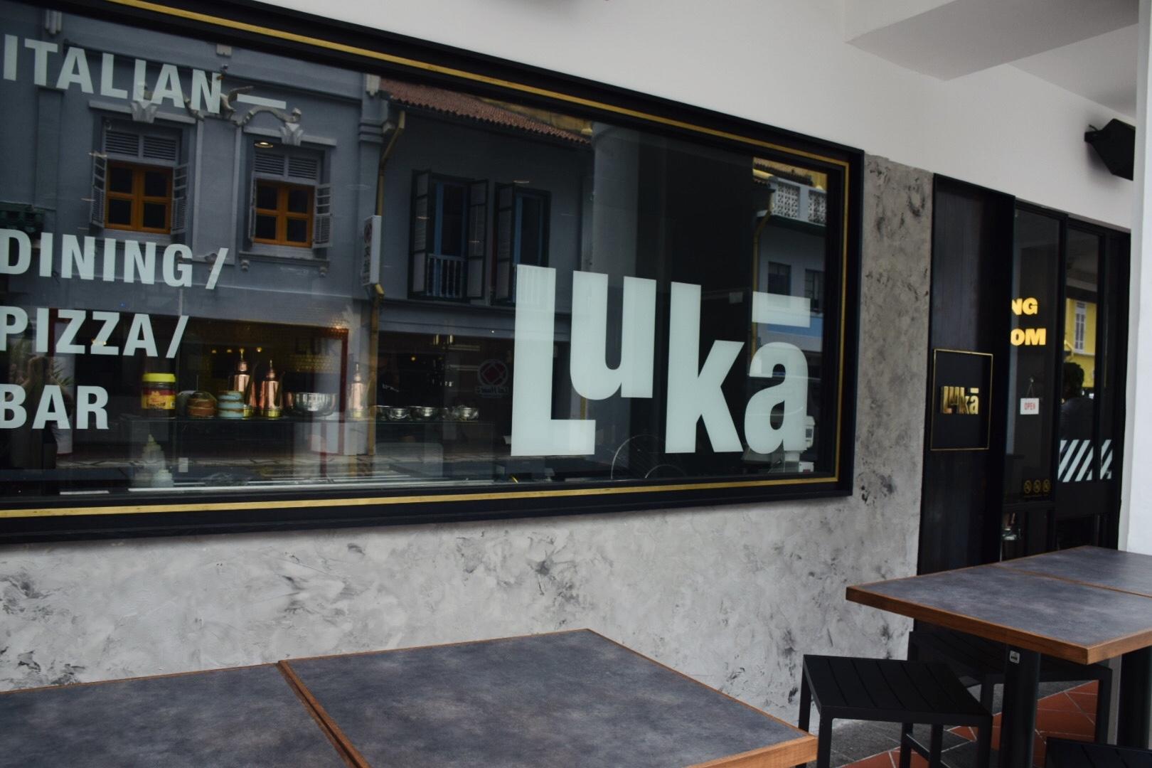 タンパガの人気イタリアン「LUKA」の2店舗をオープン。待望のランチセット、正午からのハッピーアワーで昼飲みOK