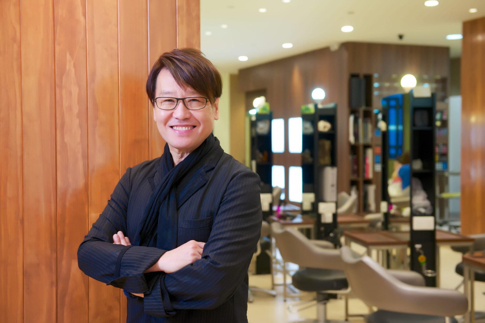 <特別プロモ有り!>シンガポールの日系美容の先駆者で最高峰。Shunji Matsuo創業者の故松尾俊二氏。〜シンガポールの気になる人File.1〜