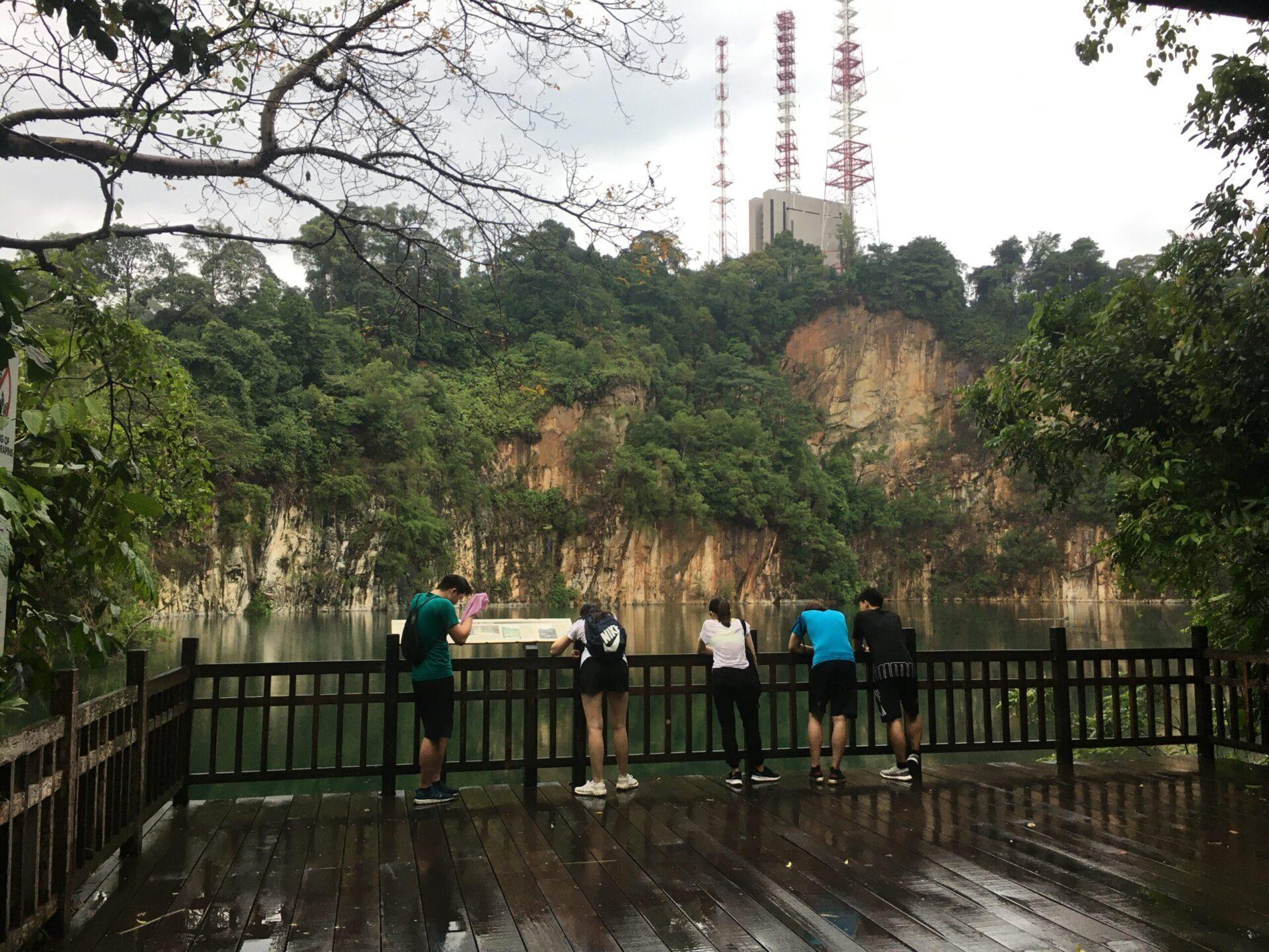 シンガポールの国立公園へ行こう! Dairy Farm Nature Park 〜 Bukit Timah Summit 〜 Hindhede Nature Park