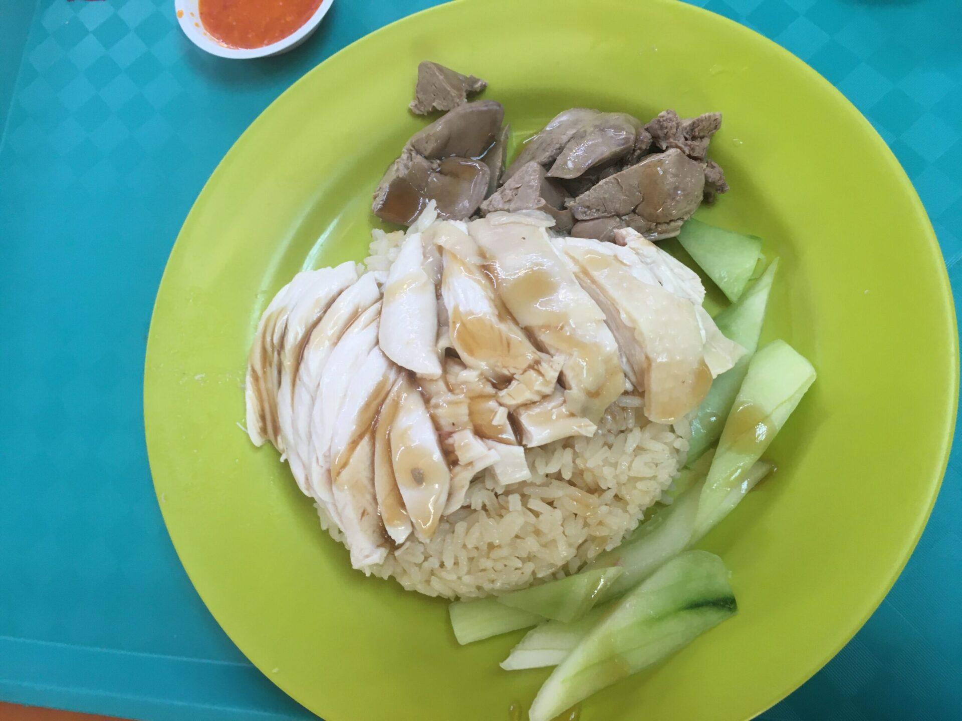 シンガポールの庶民食堂、ホーカーでご飯を食べよう!vol.3