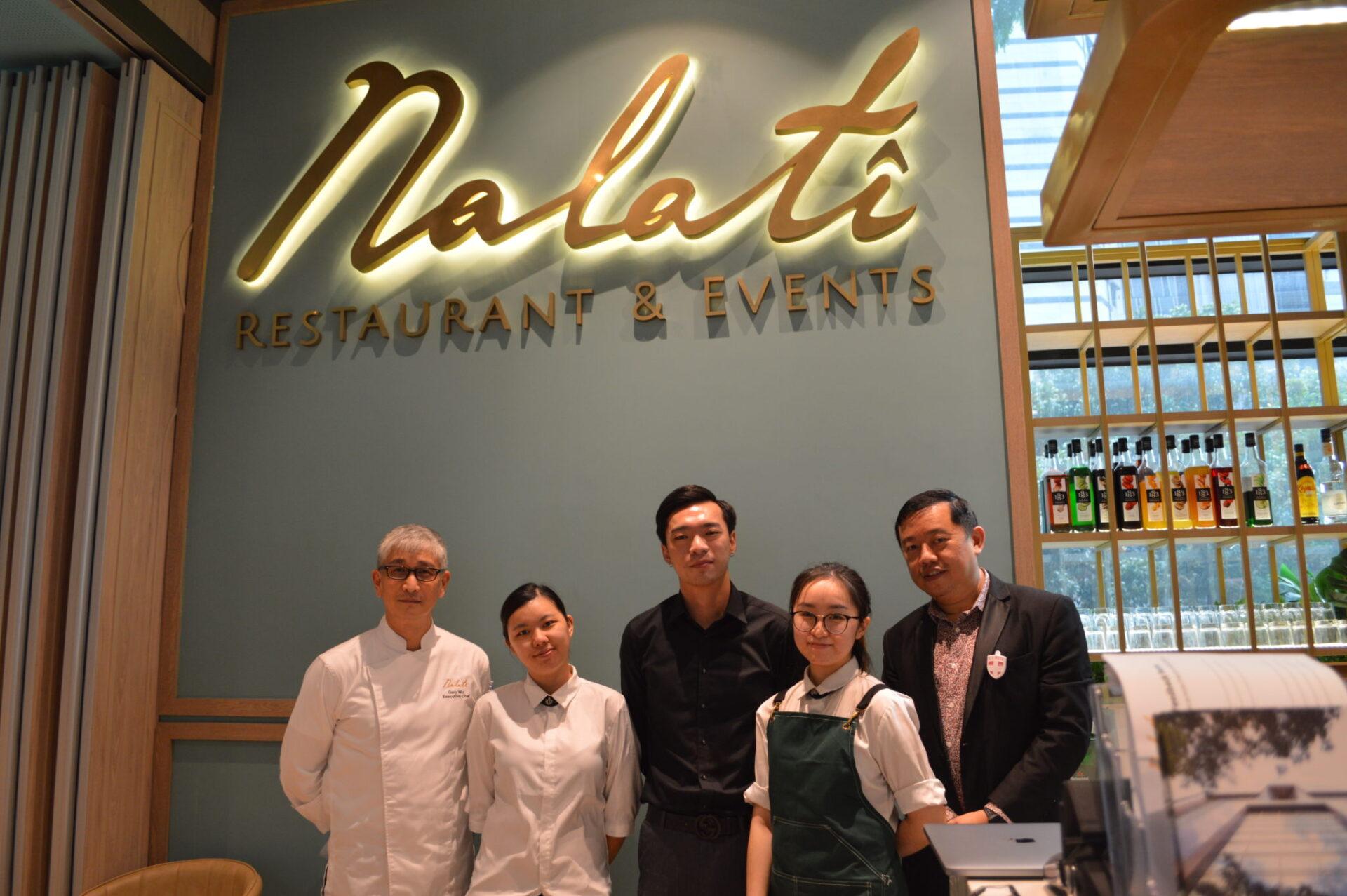 エリート陣が織りなす最高のフード、サービス、ドリンクをCBDのナチュラルレストランで満喫