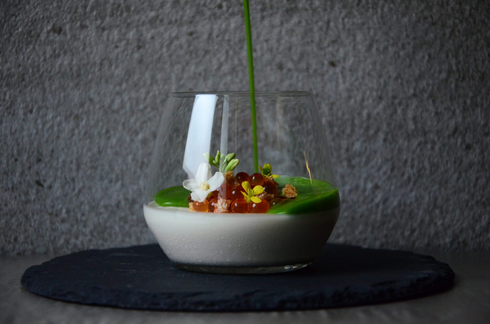 五感を刺激してくれる食のエンターテイメントBAM!タンジョンパガーで堪能する洋と日本酒のペアリングコース