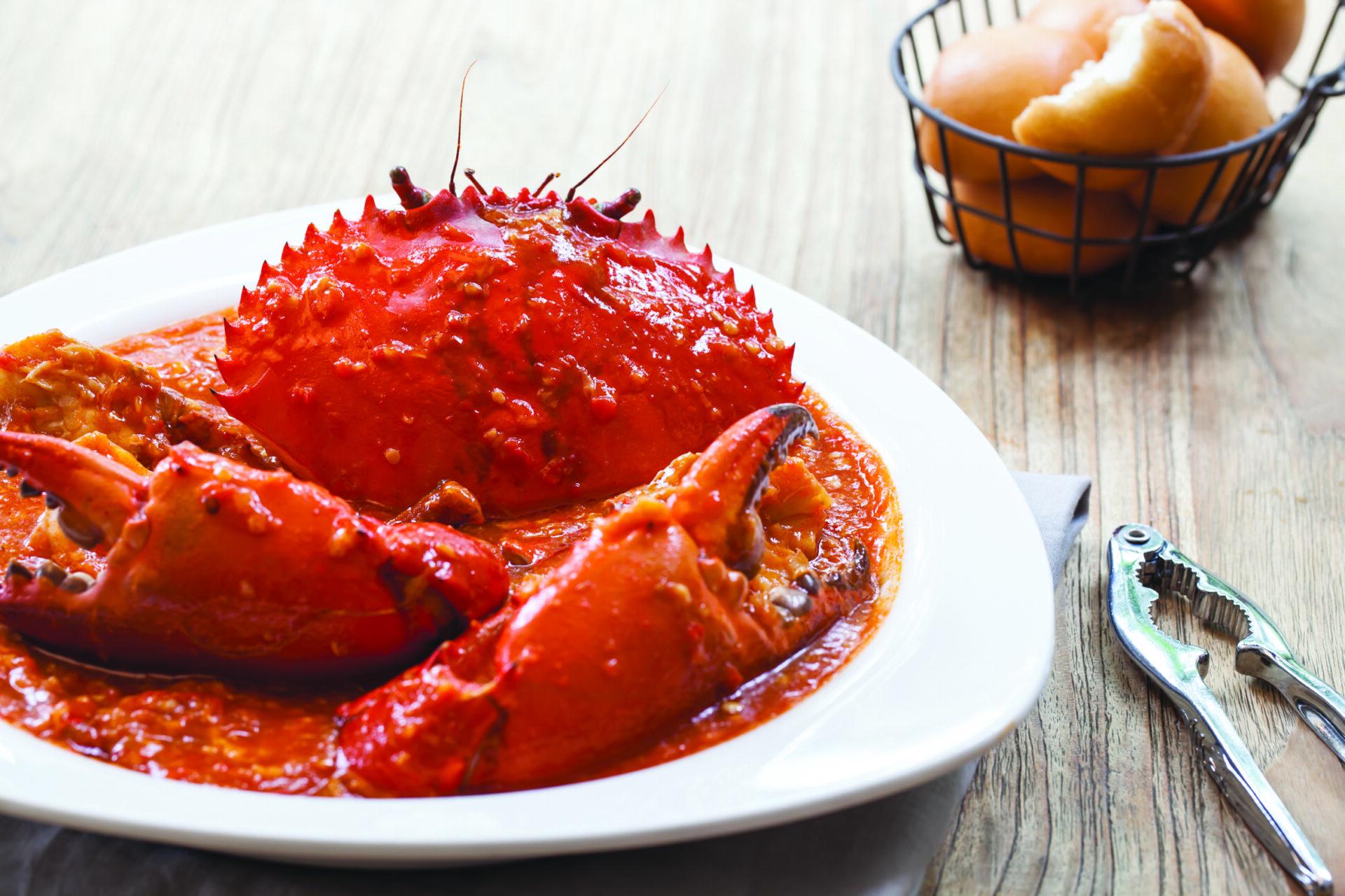 【ローカルフード4選】 シンガポールで食べないと!チリクラブや中華を食べるなら、ここ!