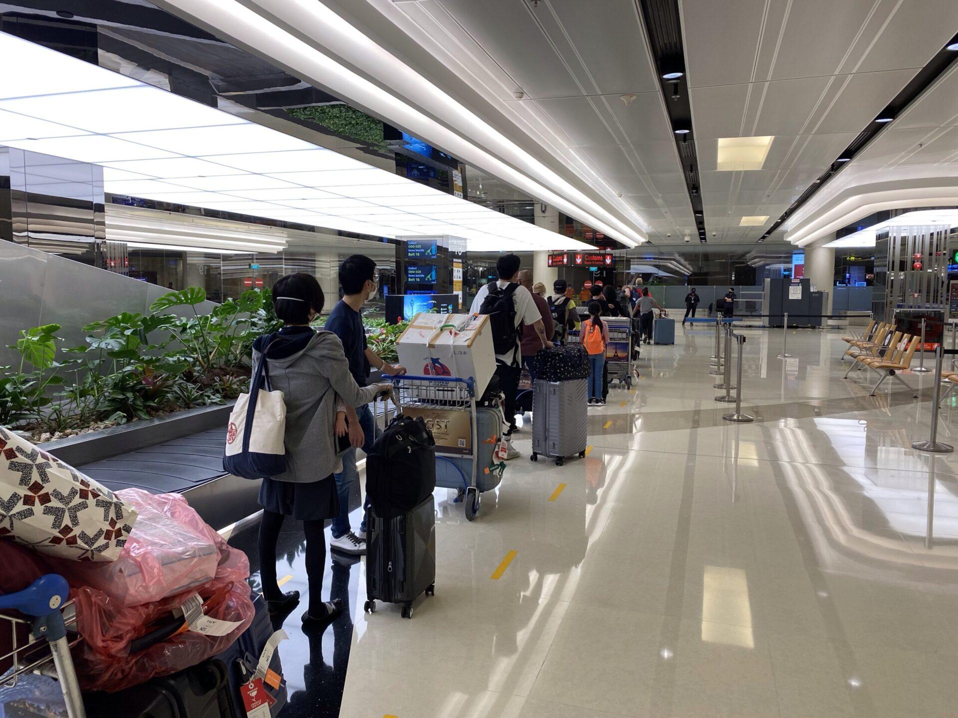<21年1月レポート>シンガポール入国後の隔離滞在先は運任せ。乳児を連れてシンガポールに戻るまでの記録