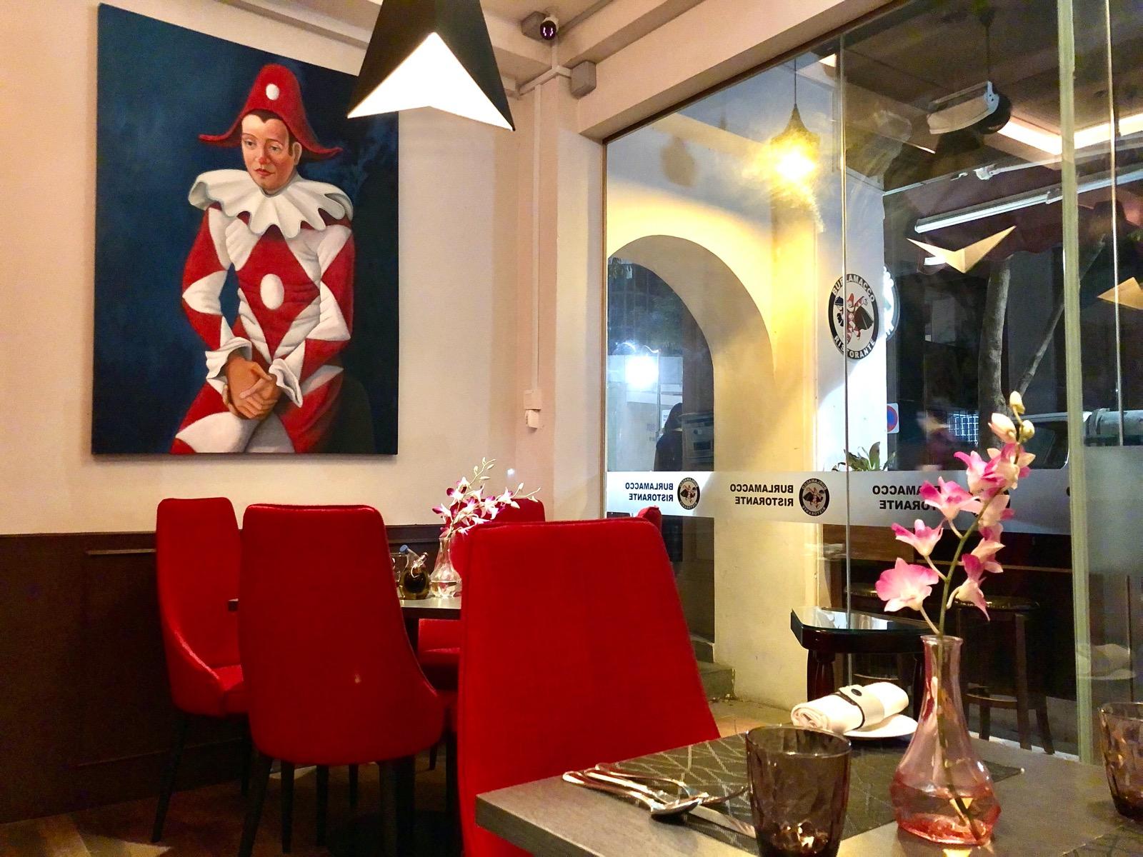 【3月3日にワイン付きスペシャルディナーを開催】人気イタリアンのBurlamaccoで、特別価格$88!