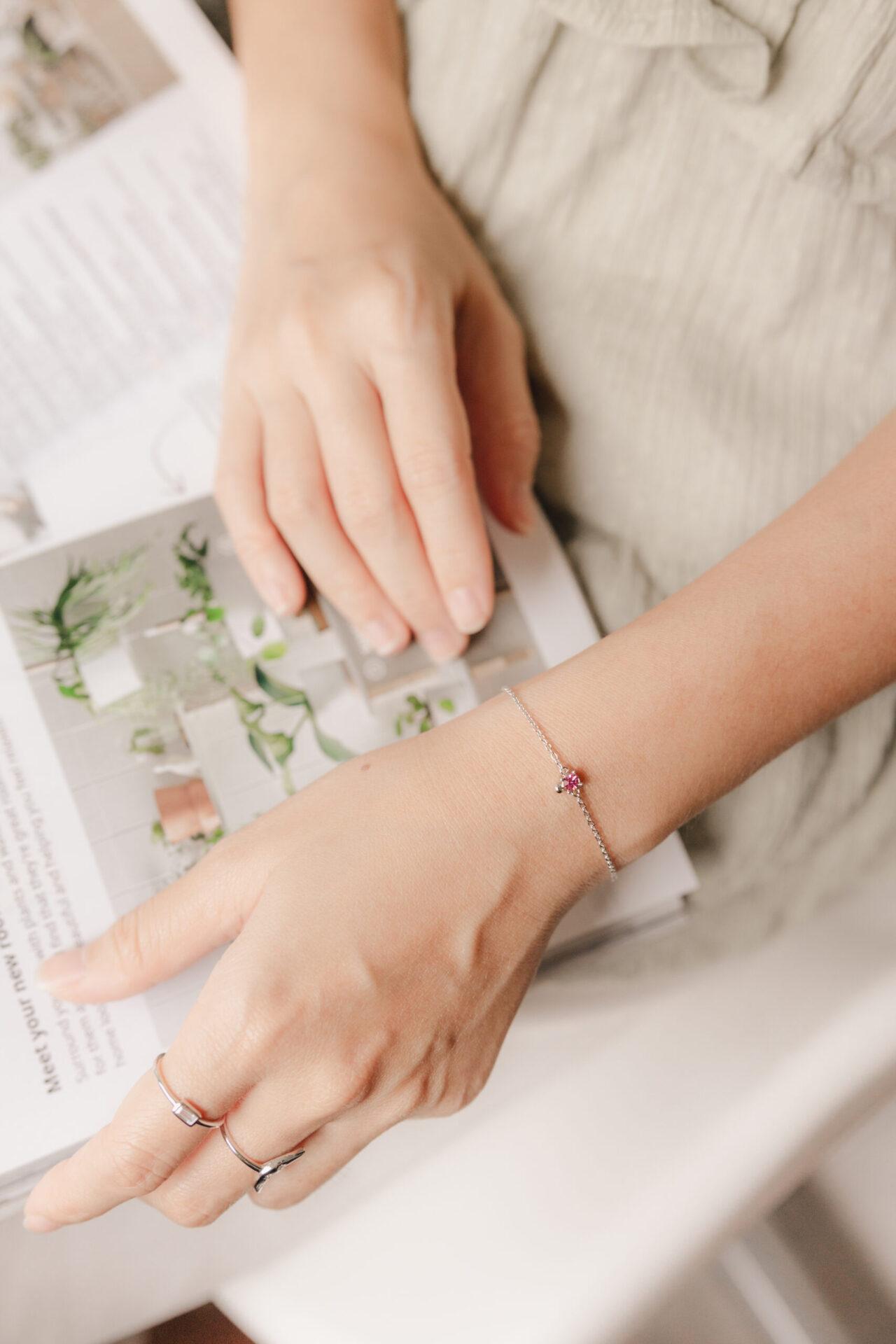 全ての女性に安心して使えるジュエリーを 敏感肌対応、環境に配慮したアクセサリー