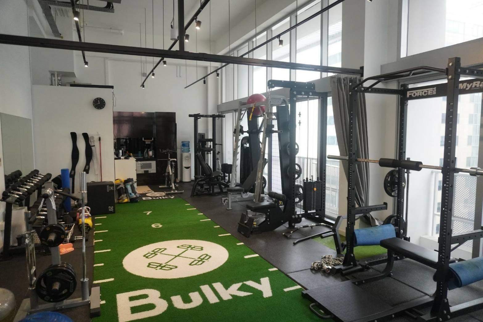 新しい自分に本気で逢いたいなら「Bulky Fitness」へGO!!