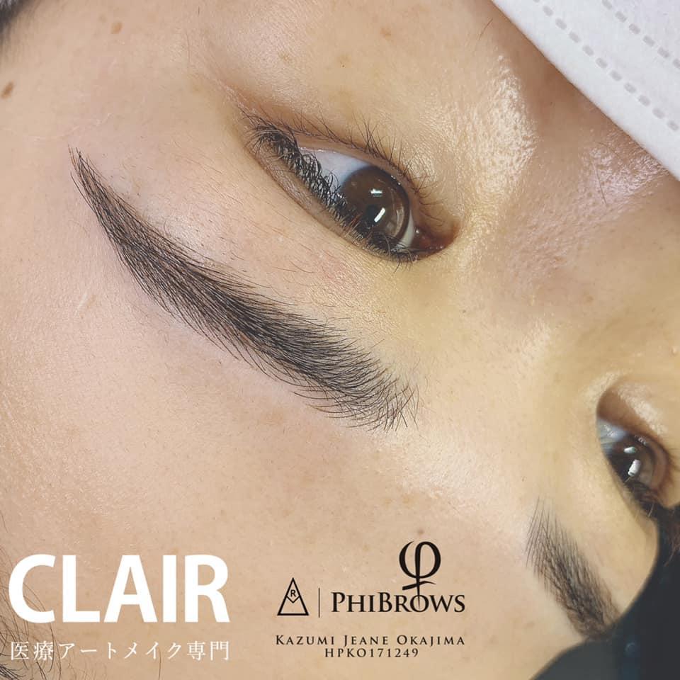 シンガポールで世界基準の完璧な眉を手に入れる!運命のアートメイク・サロン「CLAIR」