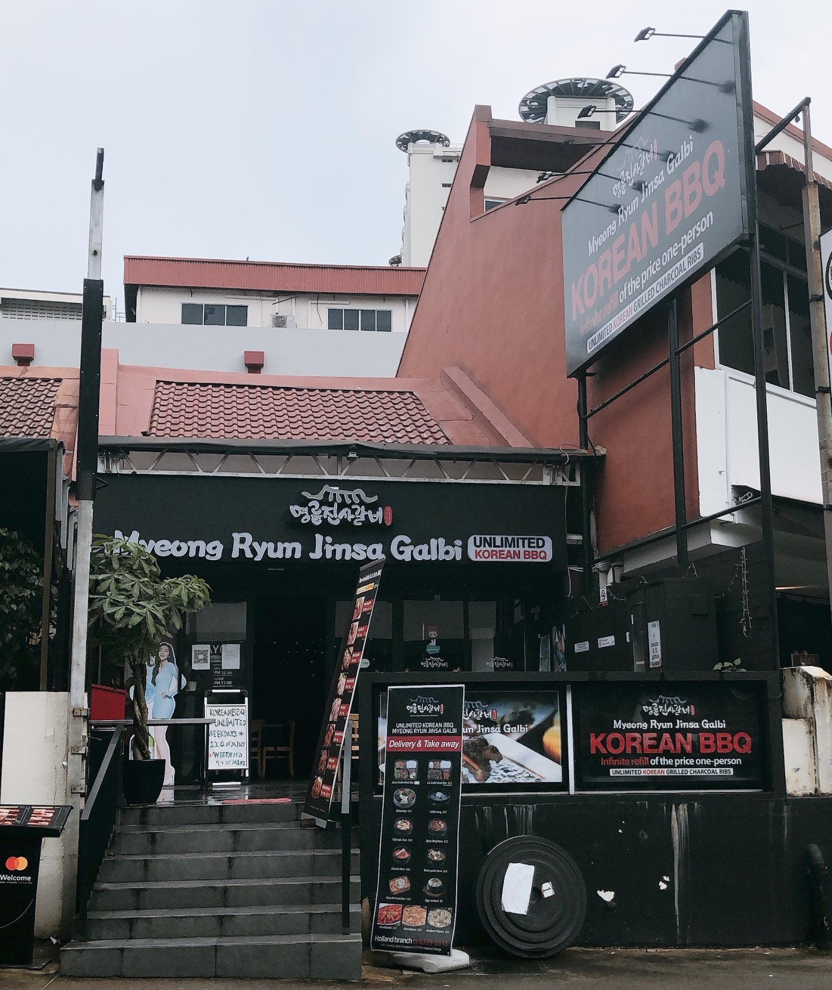 【コスパ抜群】韓国で大人気の食べ放題焼肉レストランがシンガポールに初進出。ランチ$23から