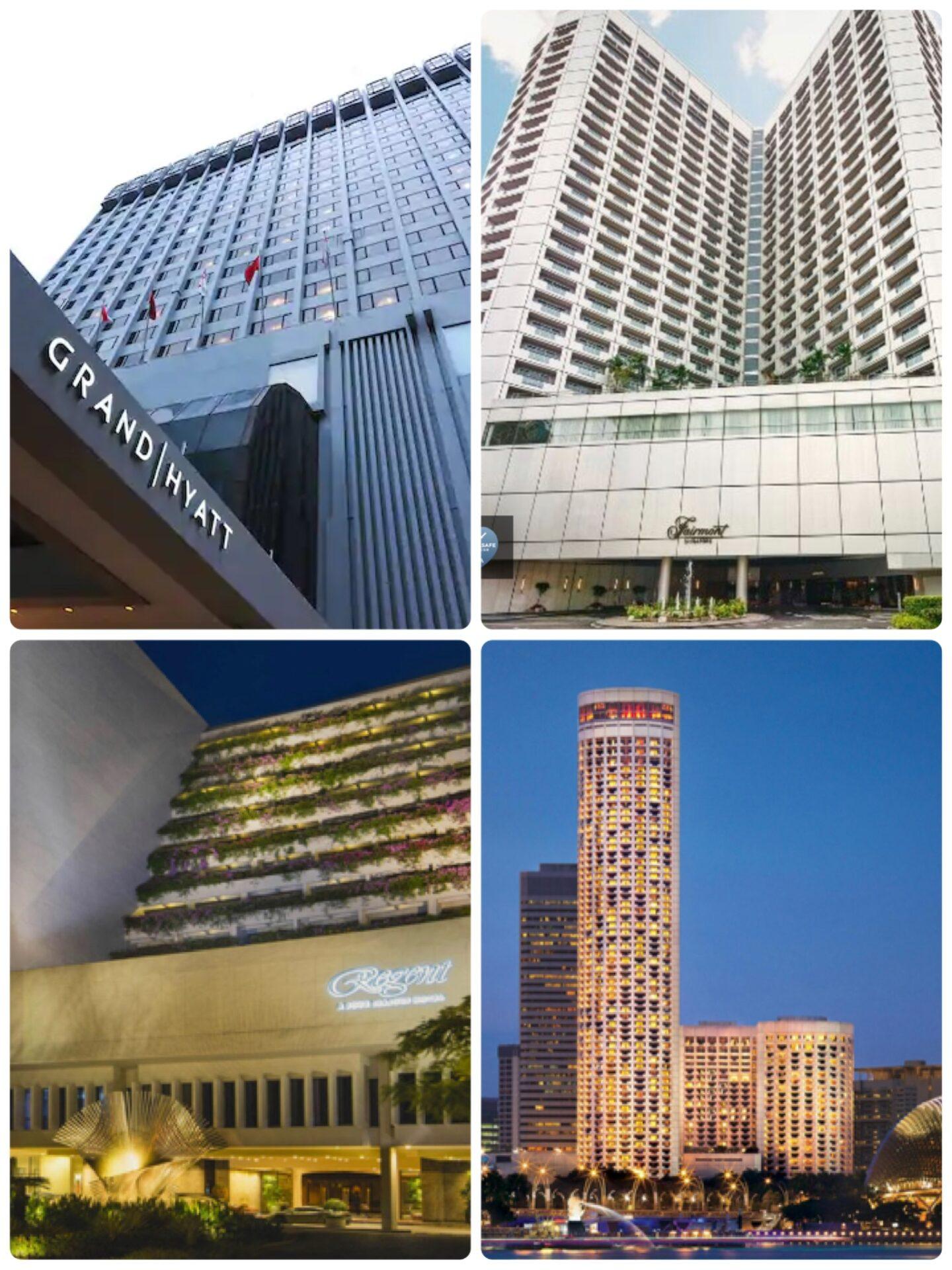シンガポール入国時の14日間の隔離生活を快適に。追加料金支払いで高級ホテル滞在オプションが登場