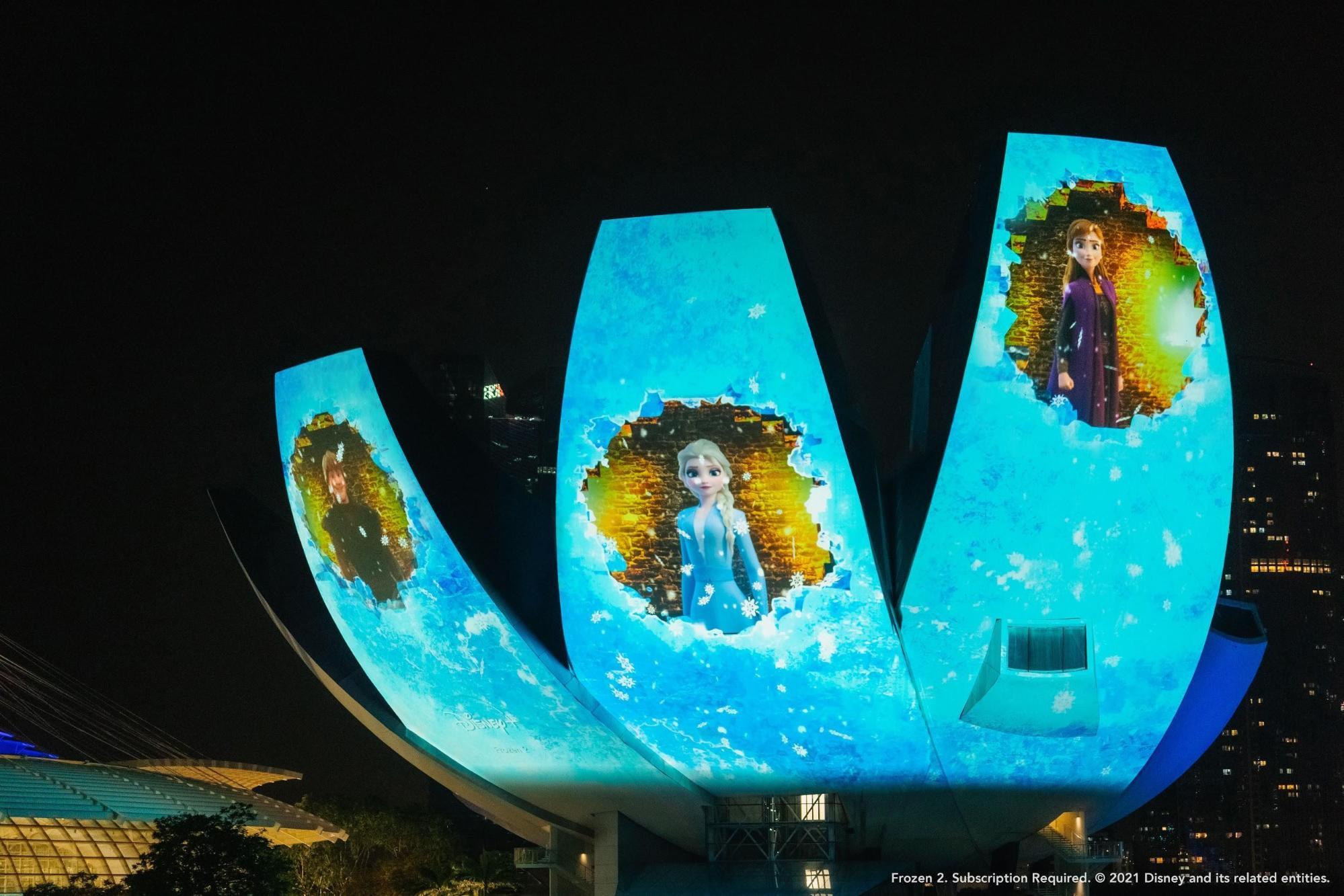 「A Night Of Disney+ 」ディズニー+、シンガポールローンチ記念セレブレーションナイト!