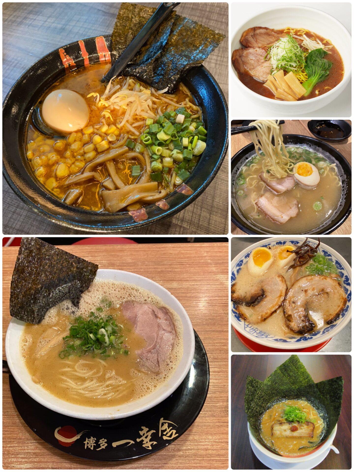 やっぱり恋しくなる日本のラーメン。シンガポールでラーメンを食べるなら5選