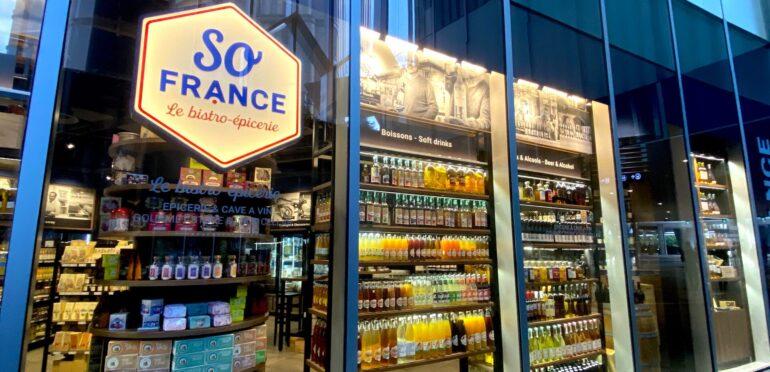 シンガポールでも気分はパリ♪伝統にこだわるフレンチビストロ「So France」