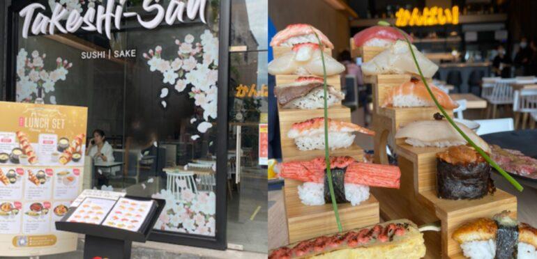 ホーランドビレッジで快適和食ならTakeshi-sanで決まり。王道から創作までオリジナリティ溢れる料理の数々