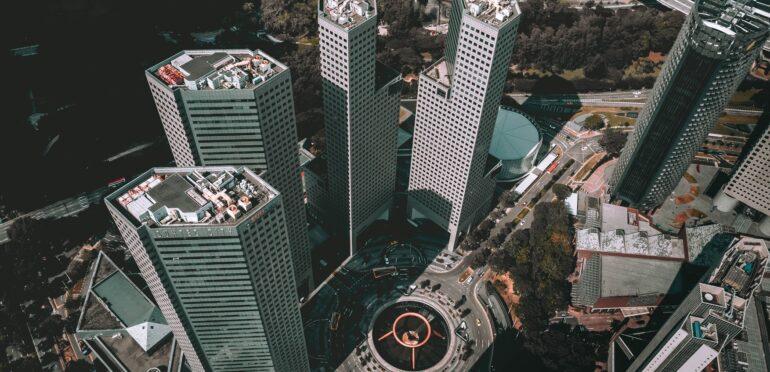 シンガポール開運ウォーク 第一回「開運の都市軸」