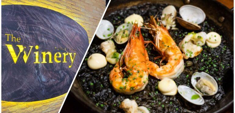 シンガポールでスペイン料理なら<The Winery Tapas | Bar>飲み会でもデートでもオールラウンド対応で、2つのハッピーアワーでお得