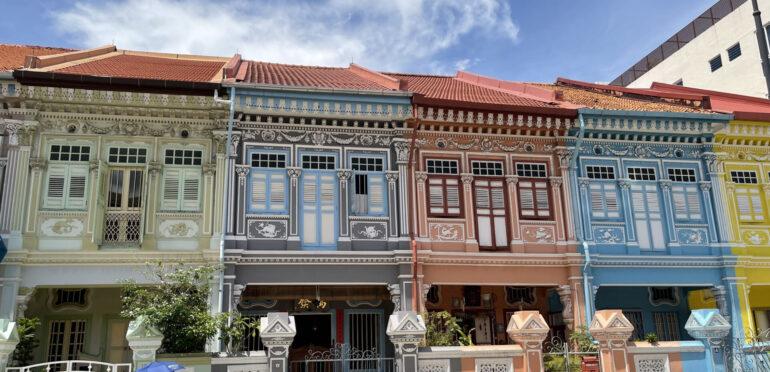 【シンガライフ的エリア紹介】カトン~Katong~シンガポールの歴史とプラナカン文化に触れられる街