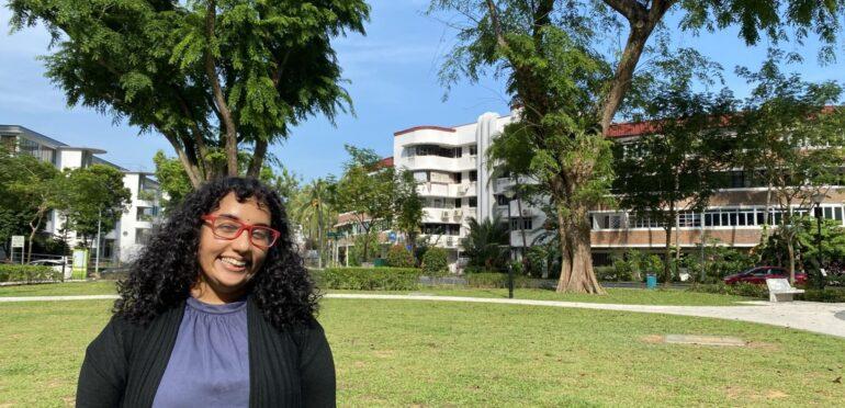 大学生で見た「能」をきっかけに、日本の舞台に興味。インド系シンガポール人の女性脚本家がシンガポールの朗読劇で日本のテーマにした理由〜