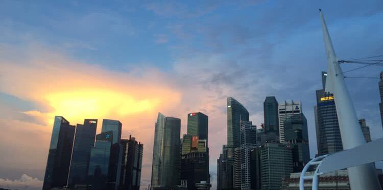 シンガポール開運ウォーク|第二回「並ぶ摩天楼と野外美術館」