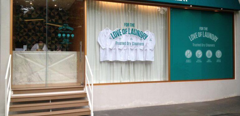 地球にも衣類にも優しくシンガポールでクリーニングなら「For The Love Of Laundry」