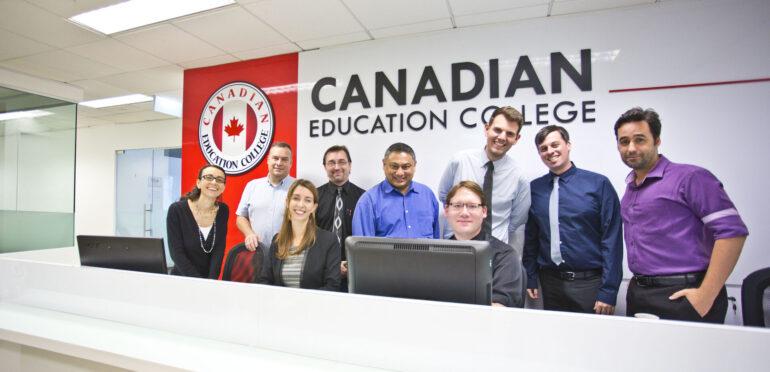 国際色豊かな環境で、個人の目標に合わせた学習プランをご提案!|Canadian Education College
