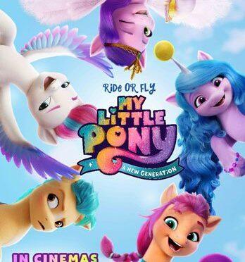 【緊急!】チケットプレゼント!鑑賞券が2組様に当たる!かわいいだけじゃない!ロックやヒップホップを歌い踊るポニーたちは真の友情を魅せてくれます。「My Little Pony: A New Generation」9月24日よりシンガポール公開!