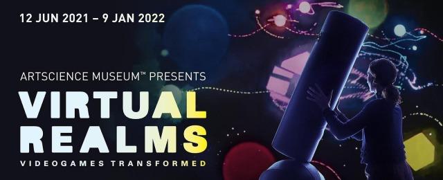 ゲームが新しい世界へと羽を広げる!Virtual Realms: Videogames Transformed