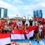 【大人の社会科見学171号】 54回目のシンガポール・ナショナルデー 毎年8月9日に祝う独立記念日