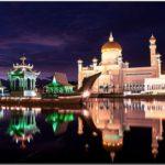 豪華な七つ星ホテルと昔ながらの水上集落-世界の旅147-