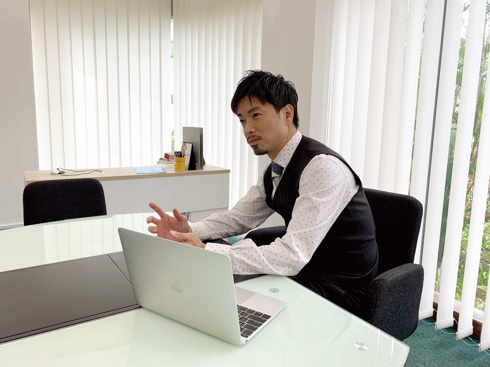 I-O&YT Pte Ltd 末岡さん