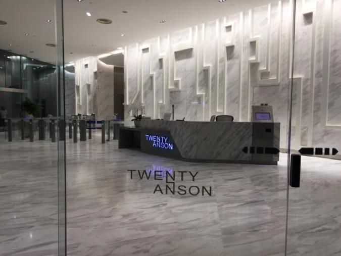 『One & Co』 Twenty Anson #11-01, 20 Anson Rd