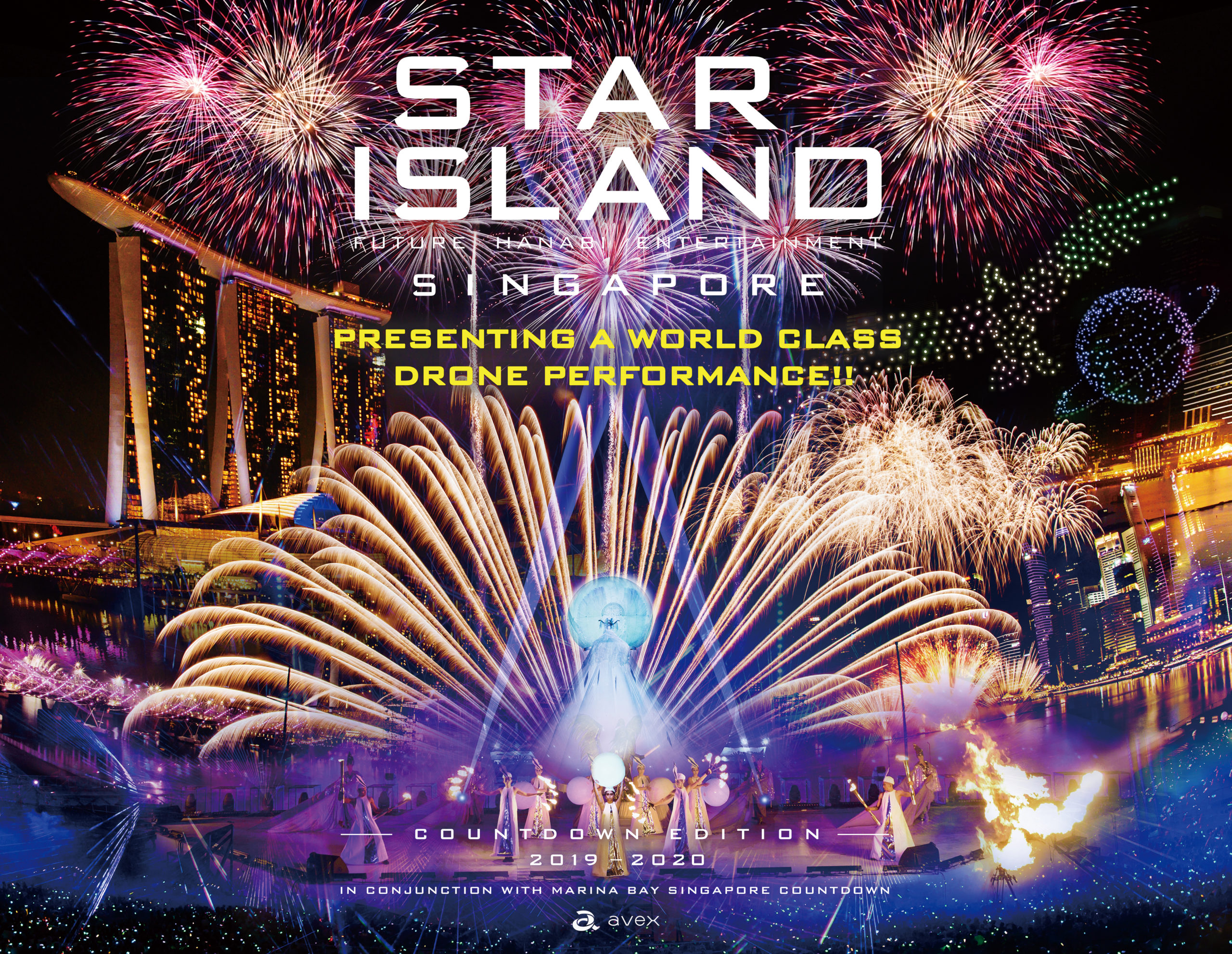 STAR ISLAND SINGAPORE COUNTDOWN EDITION 2019-2020