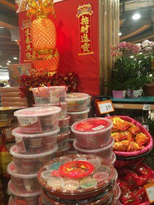 スーパーで売られている魚生のセット