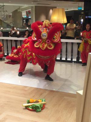 ライオンダンス