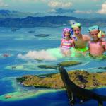 火山島と珊瑚礁が育む最後の秘境コモド島 新世界7不思議を体験!