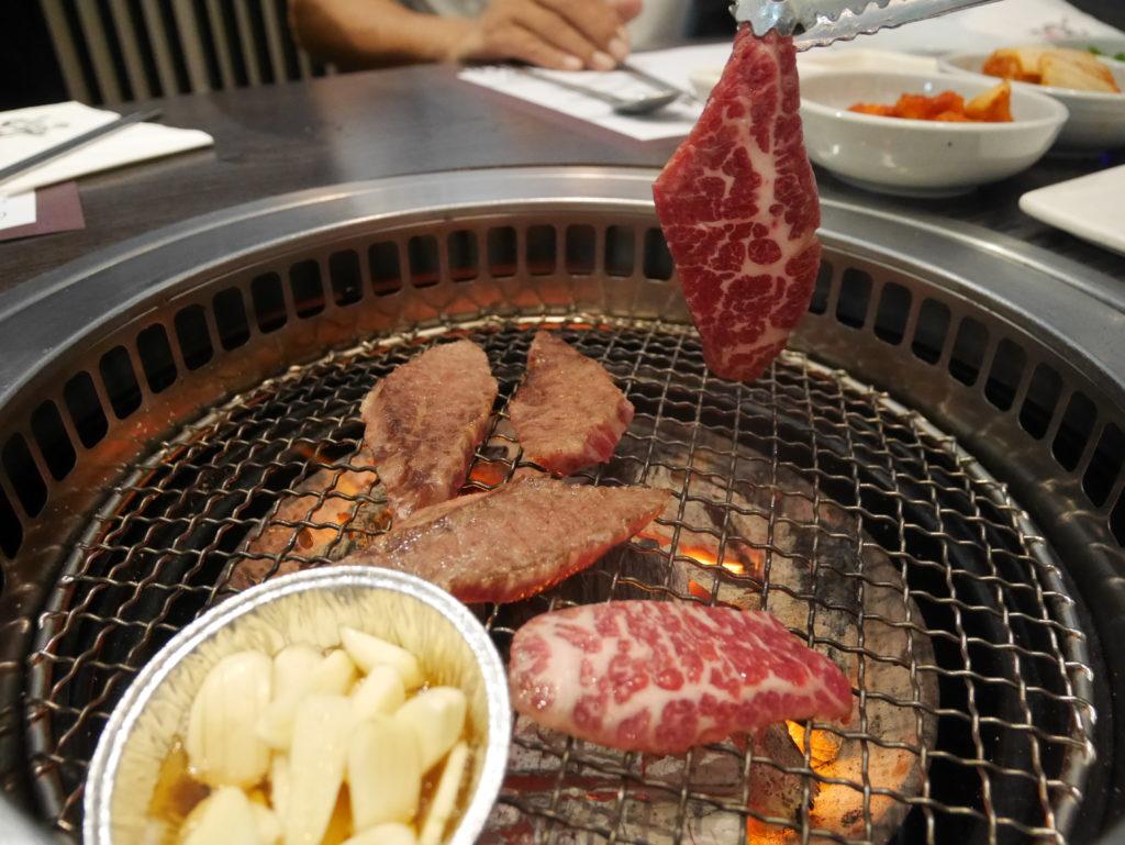 韓国料理chang restaurant