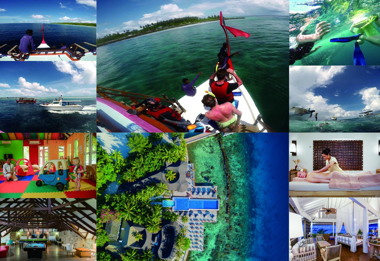 Centara Grand Island Resort Maldives