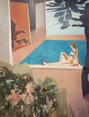 Hilmi Johandi, Landscapes and Paradise V
