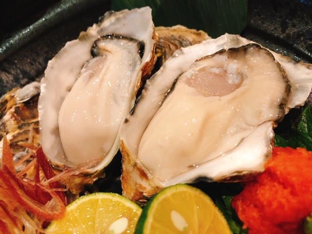 三重県産の牡蠣