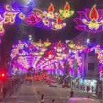富と幸運を招き入れる光の祭り「Deepavali」レポート