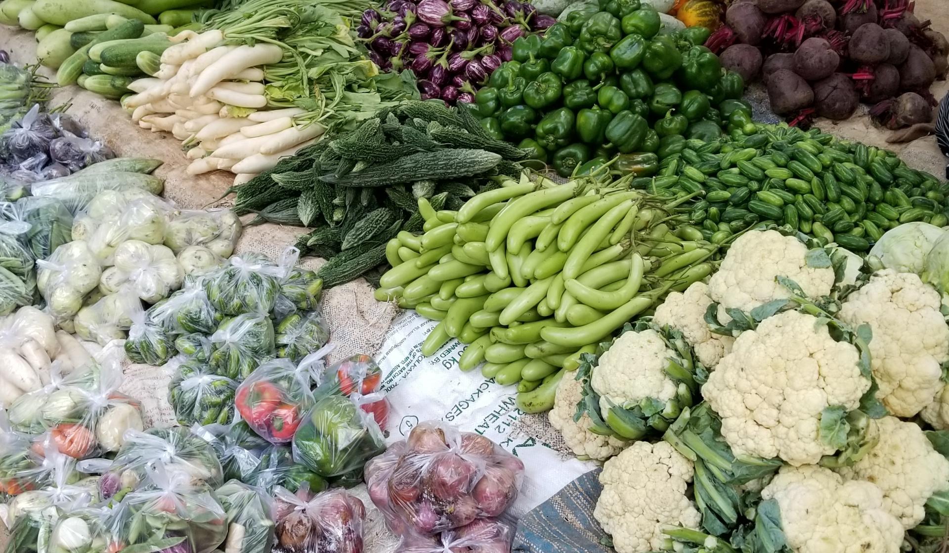 値上がり 野菜